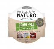 Naturo Cat Turkey 85g